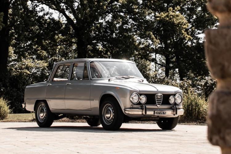 1973 Alfa Romeo Giulia Super 1.6 0