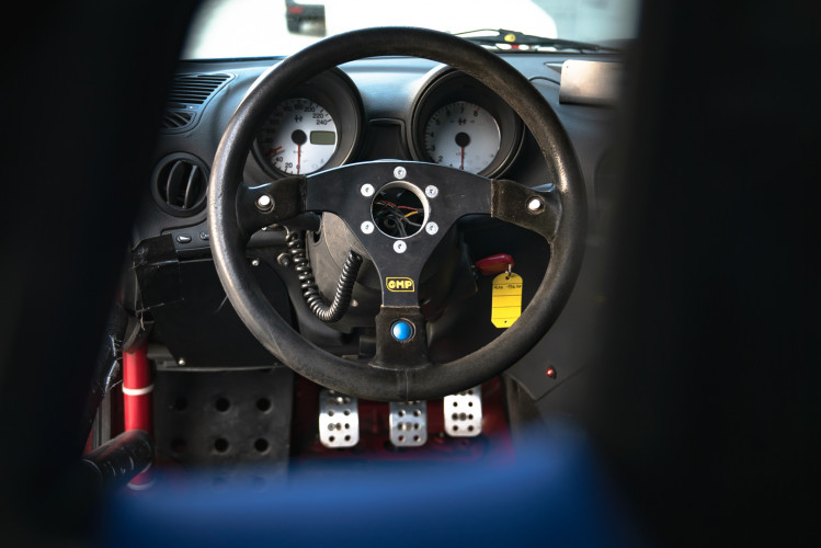 2001 Alfa Romeo 156 Challenge Cup 21