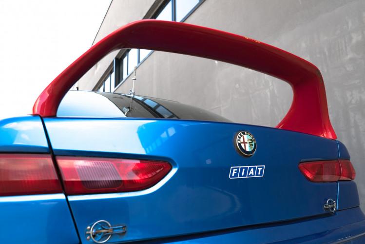 2001 Alfa Romeo 156 Challenge Cup 7