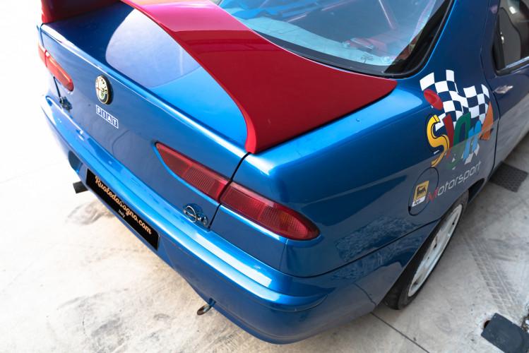 2001 Alfa Romeo 156 Challenge Cup 9