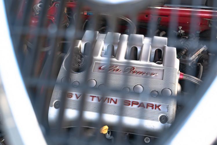 2001 Alfa Romeo 156 Challenge Cup 34