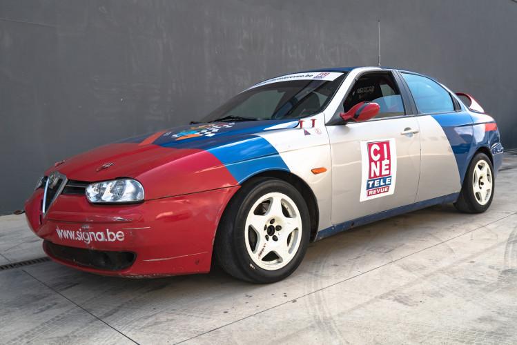 2001 Alfa Romeo 156 Challenge Cup 0