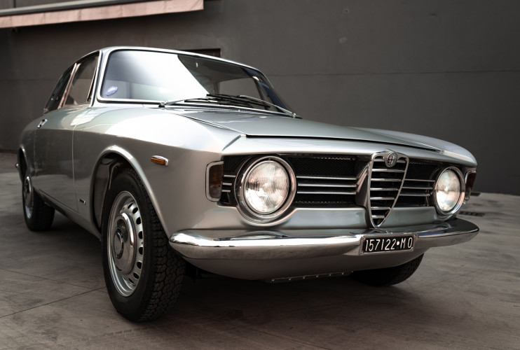 1967 Alfa Romeo Giulia Sprint GT 1600 4