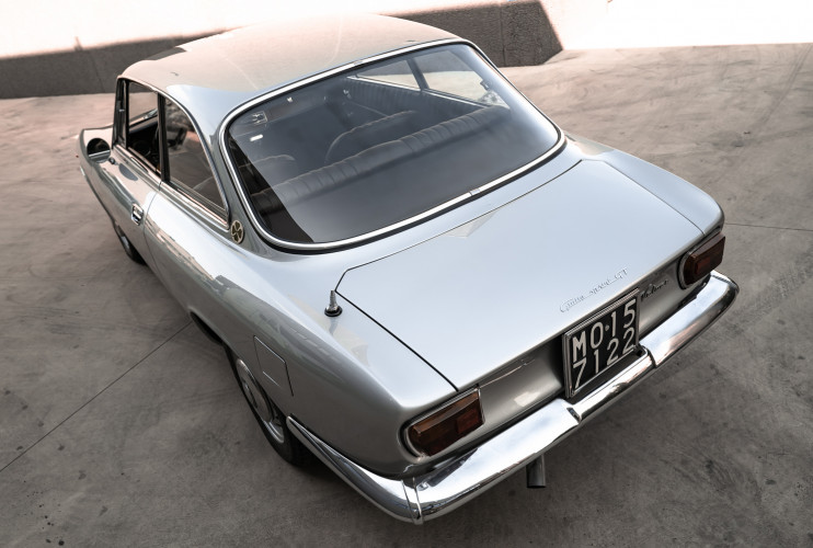 1967 Alfa Romeo Giulia Sprint GT 1600 15