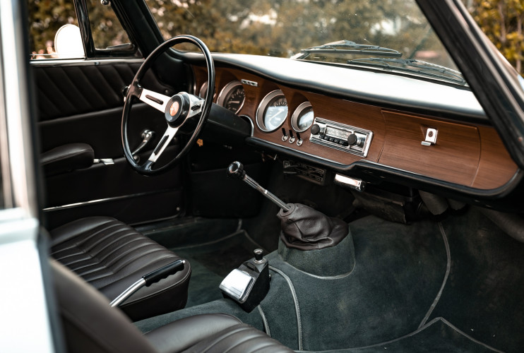 1967 Alfa Romeo Giulia Sprint GT 1600 33