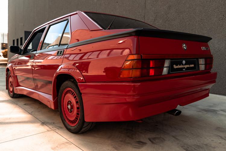 1987 Alfa Romeo 75 Turbo Evoluzione 2