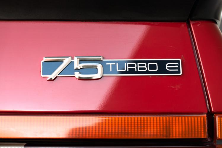 1987 Alfa Romeo 75 Turbo Evoluzione 15