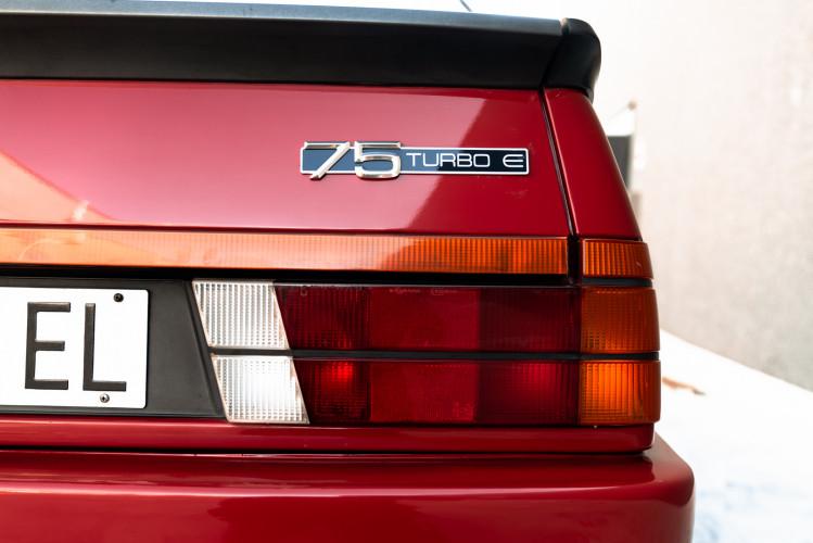 1987 Alfa Romeo 75 Turbo Evoluzione 16