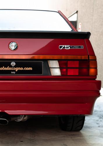 1987 Alfa Romeo 75 Turbo Evoluzione 17