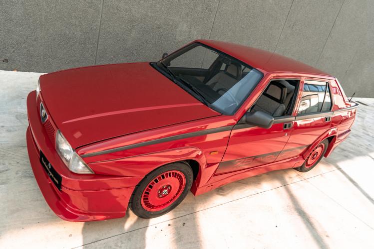 1987 Alfa Romeo 75 Turbo Evoluzione 5
