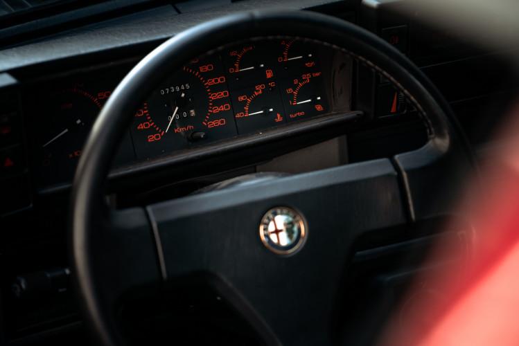 1987 Alfa Romeo 75 Turbo Evoluzione 32