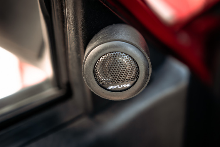 1987 Alfa Romeo 75 Turbo Evoluzione 37