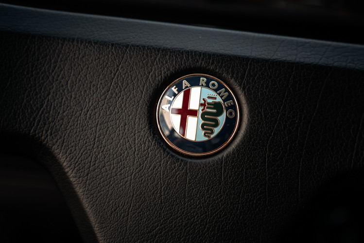 1987 Alfa Romeo 75 Turbo Evoluzione 31