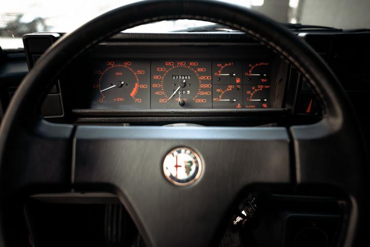 1987 Alfa Romeo 75 Turbo Evoluzione 30