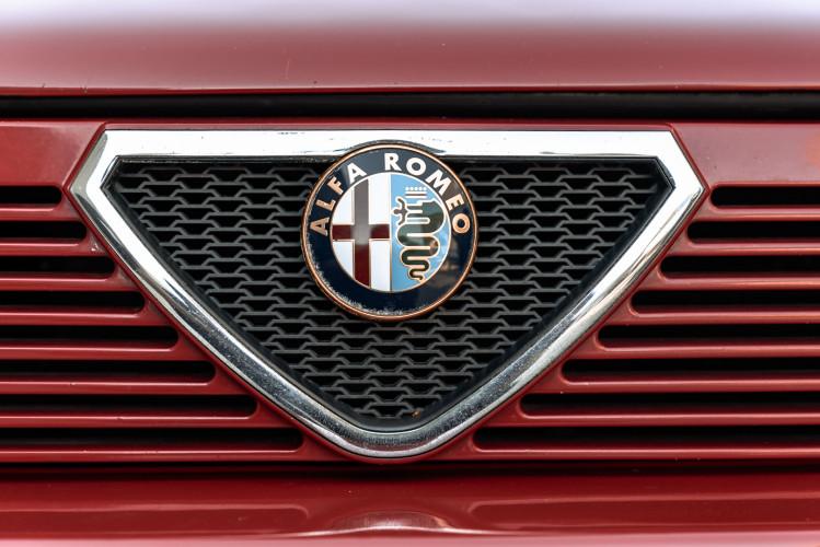 1987 Alfa Romeo 75 Turbo Evoluzione 7