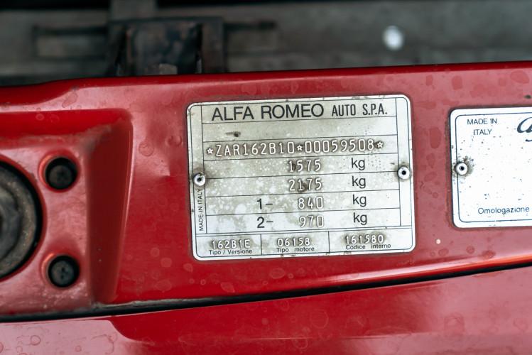 1987 Alfa Romeo 75 Turbo Evoluzione 48