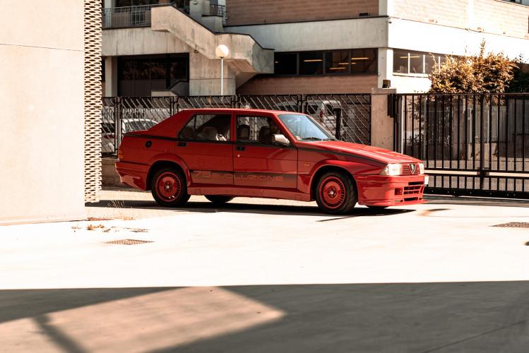 1987 Alfa Romeo 75 Turbo Evoluzione 6
