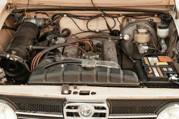 1972 Alfa Romeo Giulia Super 1300 47