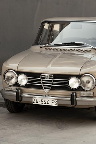 1972 Alfa Romeo Giulia Super 1300 4