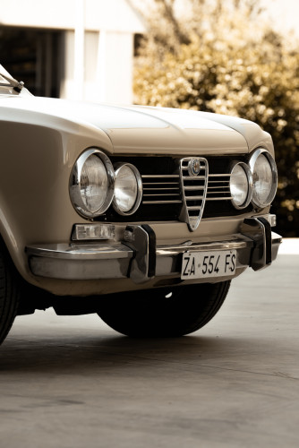 1972 Alfa Romeo Giulia Super 1300 18