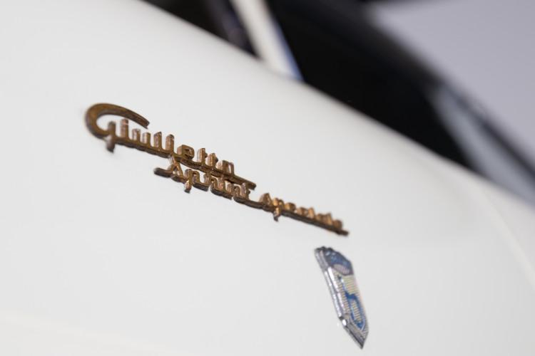 1961 Alfa Romeo Giulietta Sprint Speciale 3