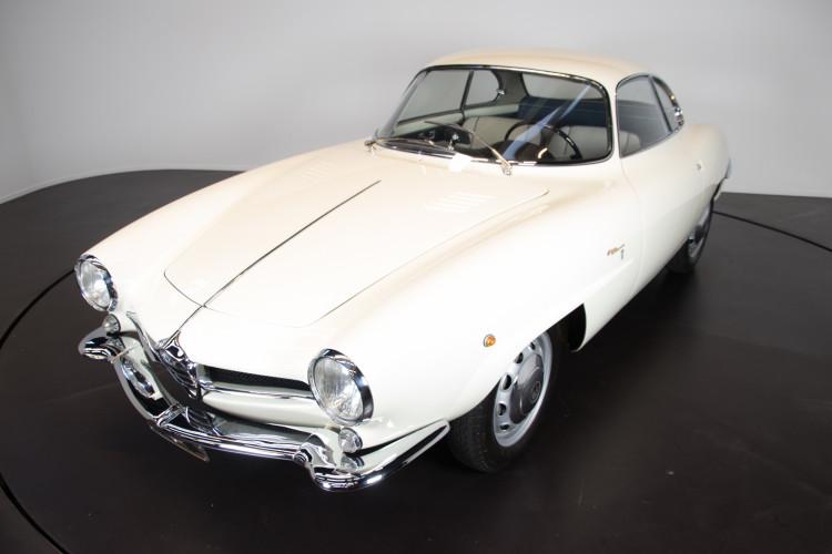 1961 Alfa Romeo Giulietta Sprint Speciale 1