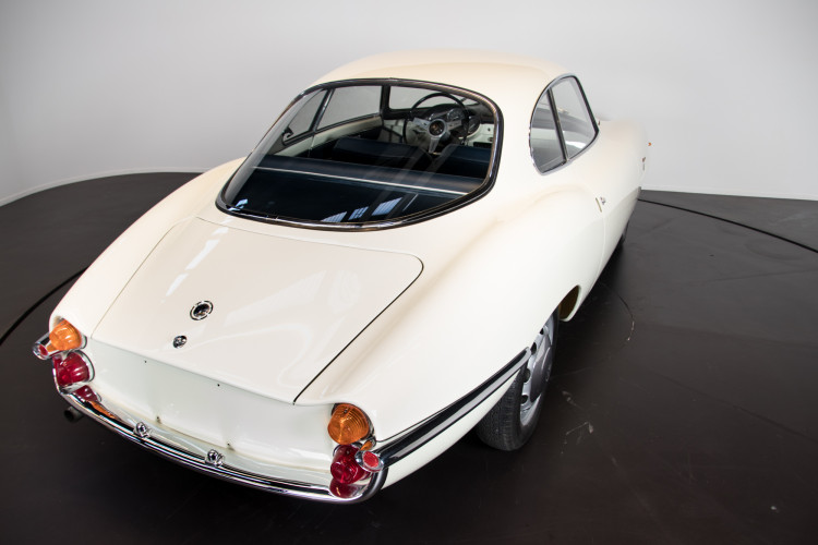 1961 Alfa Romeo Giulietta Sprint Speciale 7