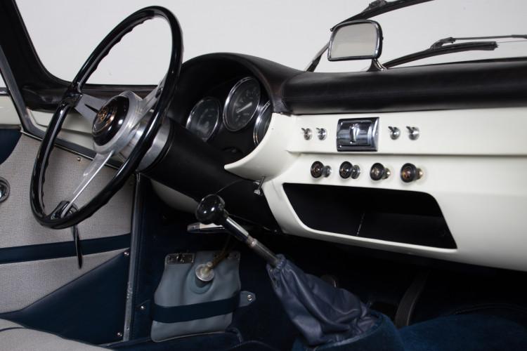 1961 Alfa Romeo Giulietta Sprint Speciale 21