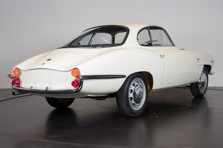 1961 Alfa Romeo Giulietta Sprint Speciale 6