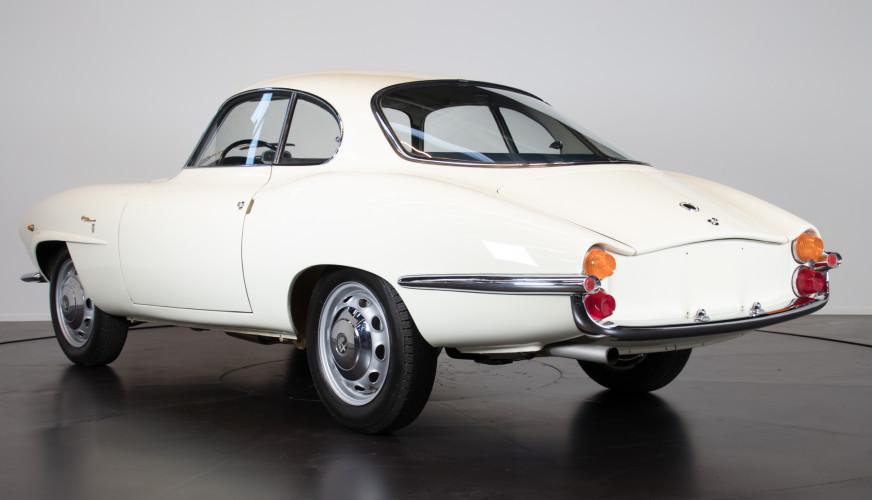 1961 Alfa Romeo Giulietta Sprint Speciale 4