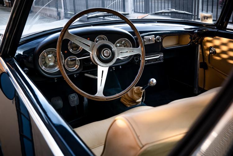 1955 Alfa Romeo 1900 C Super Sprint 8