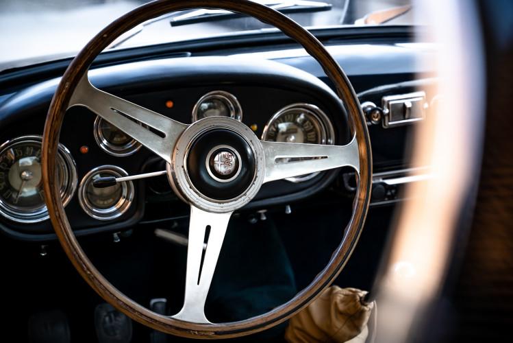 1955 Alfa Romeo 1900 C Super Sprint 10