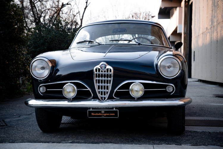 1955 Alfa Romeo 1900 C Super Sprint 13