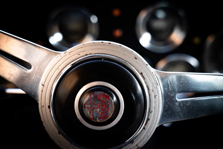 1955 Alfa Romeo 1900 C Super Sprint 25