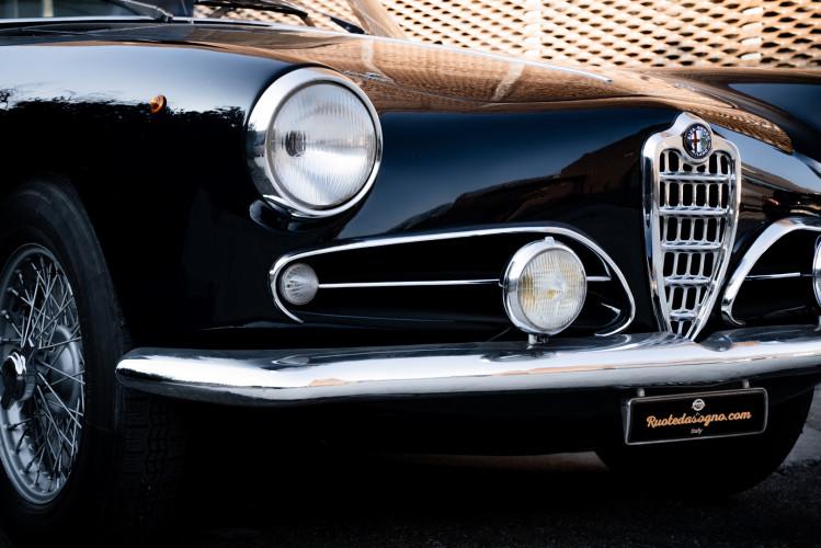 1955 Alfa Romeo 1900 C Super Sprint 3
