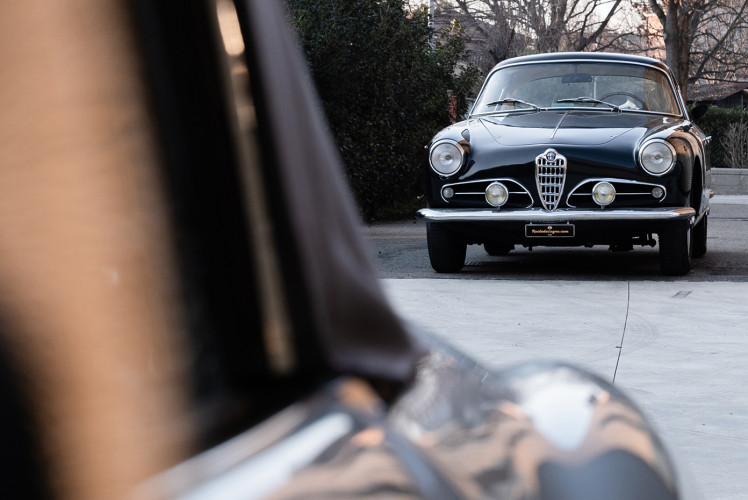 1955 Alfa Romeo 1900 C Super Sprint 1