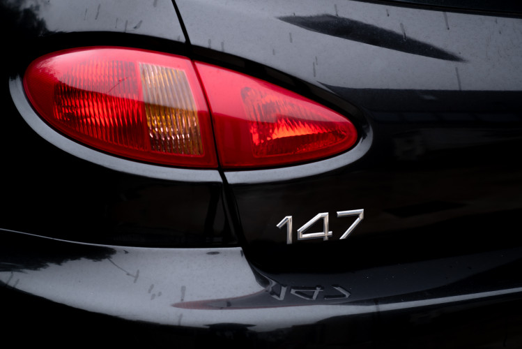 2005 Alfa Romeo 147 GTA Selespeed 2