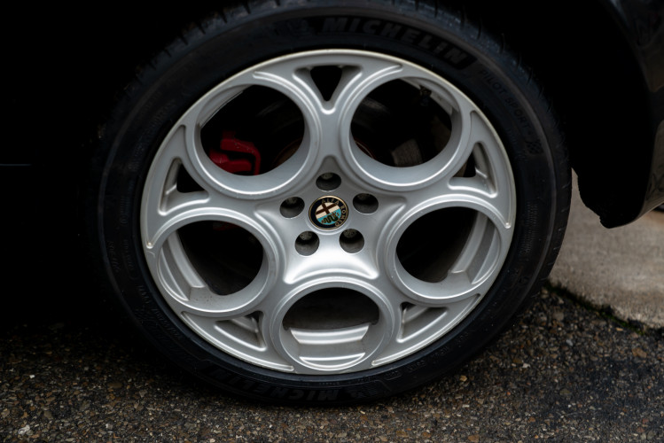 2005 Alfa Romeo 147 GTA Selespeed 7