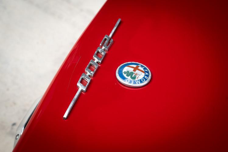 1971 ALFA ROMEO 2000 GT VELOCE GR. 2 42