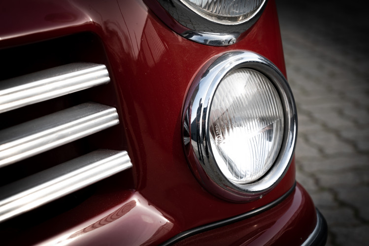 1947 Alfa Romeo Freccia d'oro 6C 2500 Sport 18