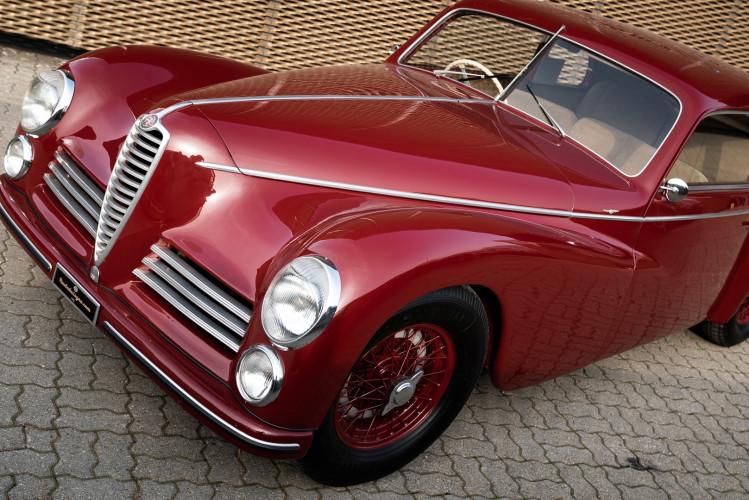 1947 Alfa Romeo Freccia d'oro 6C 2500 Sport 37