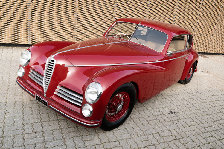 1947 Alfa Romeo Freccia d'oro 6C 2500 Sport 38