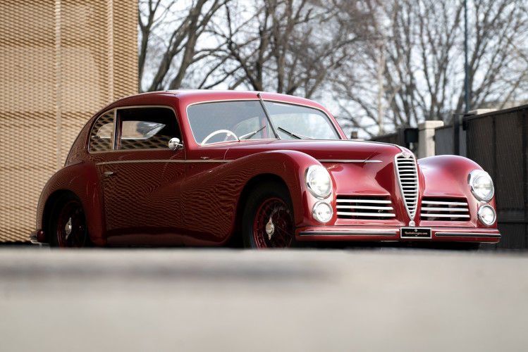 1947 Alfa Romeo Freccia d'oro 6C 2500 Sport 6
