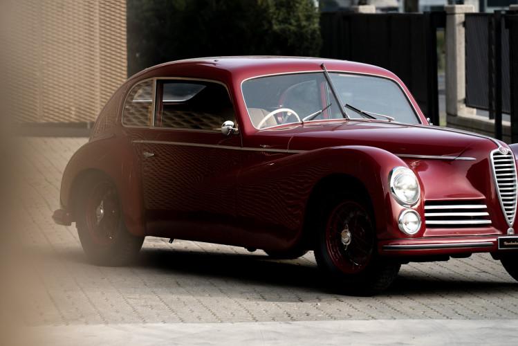 1947 Alfa Romeo Freccia d'oro 6C 2500 Sport 9