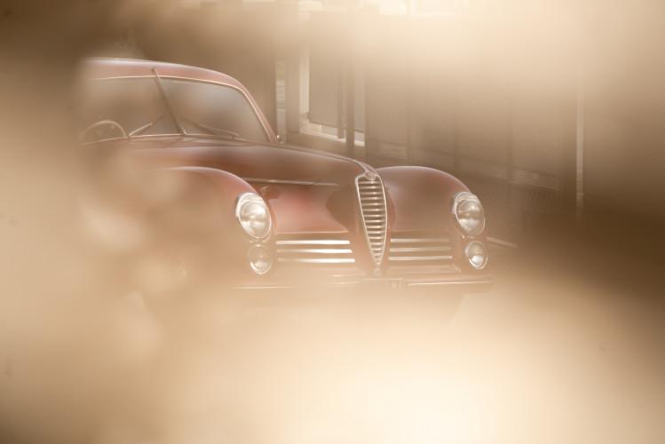 1947 Alfa Romeo Freccia d'oro 6C 2500 Sport 77