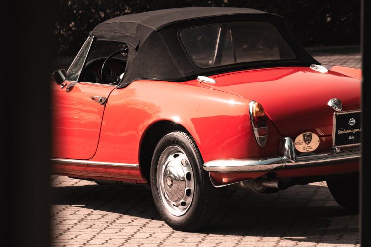 1963 Alfa Romeo Giulia Spider  16