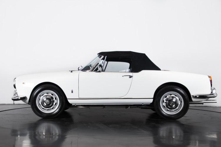 1962 Alfa Romeo Giulia spider 1600 1