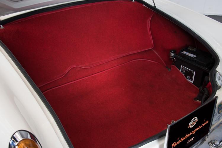 1962 Alfa Romeo Giulia spider 1600 29