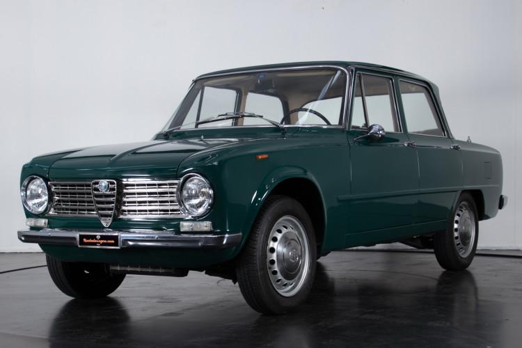 1965 Alfa Romeo Giulia 1300 0