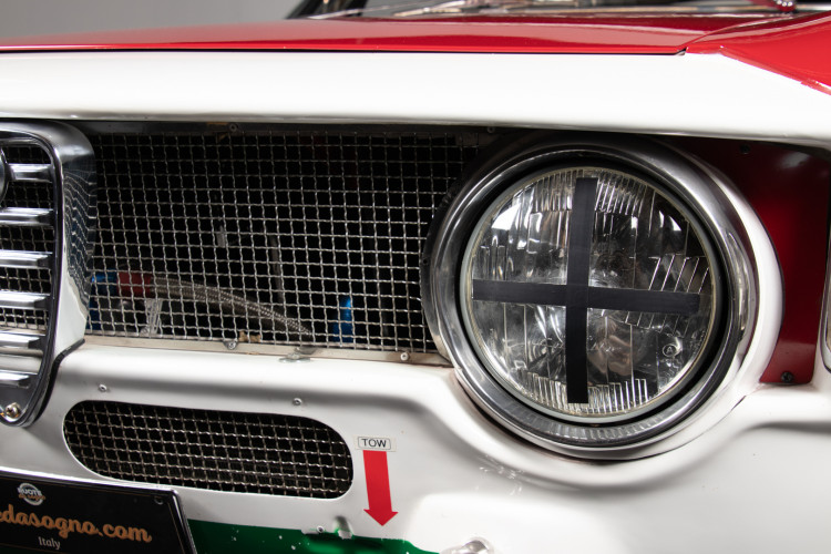 "1965 Alfa Romeo Giulia Sprint GTA ""Corsa"" 37"